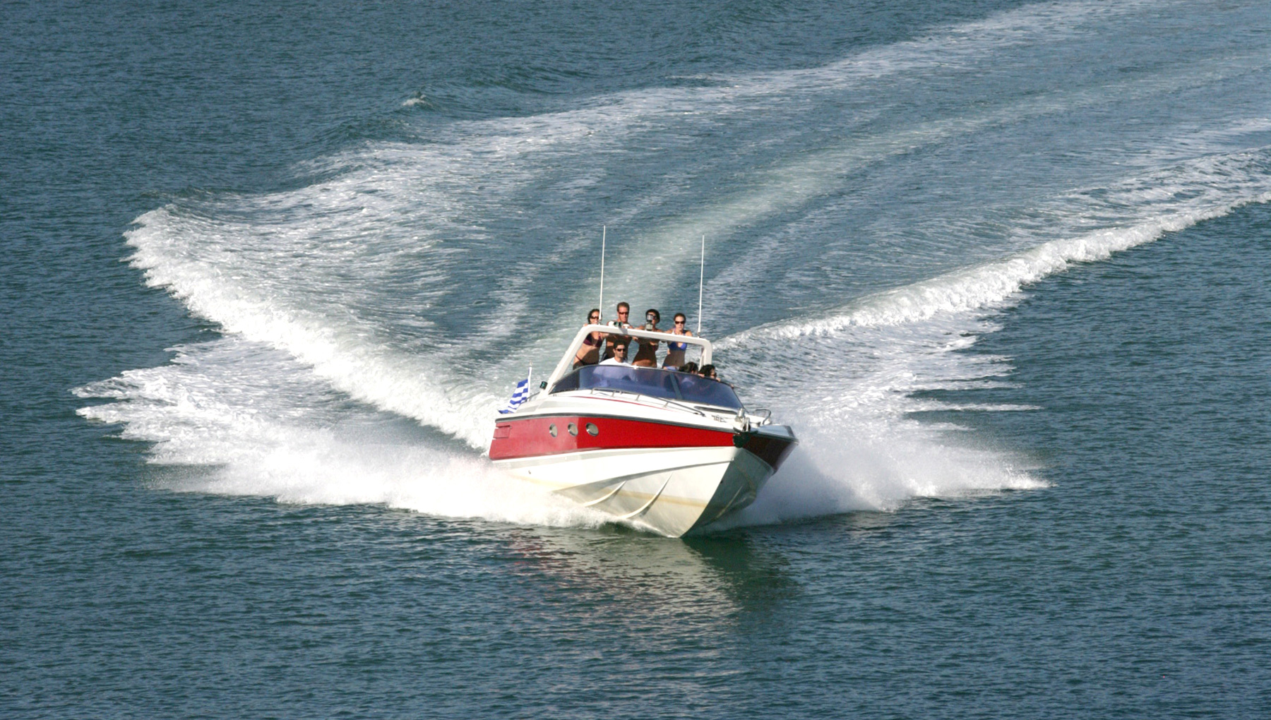 Speed Boat Cruises