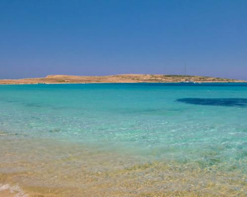 """Cruise to Koufonisia Islands with """"Last Minute"""""""