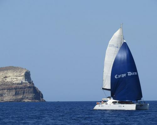 Full-Day Private Sailing Cruise (Carpe Diem)