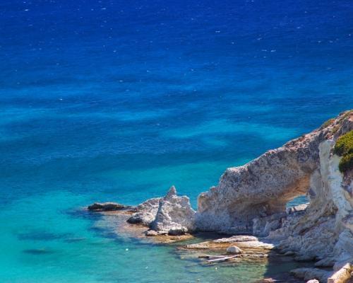 "Cruise to Anafi Island with ""Last Minute"""