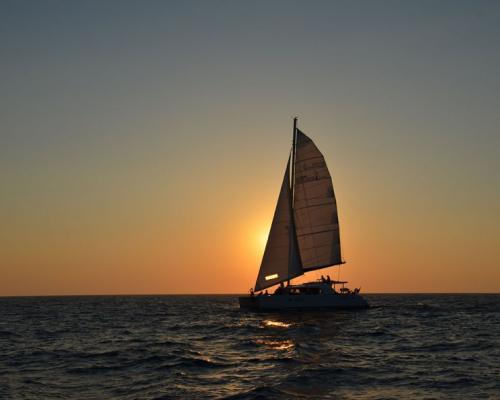 Sunset Luxury Semi-Private Sailing Cruise
