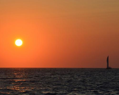 Sunset Private Sailing Cruise