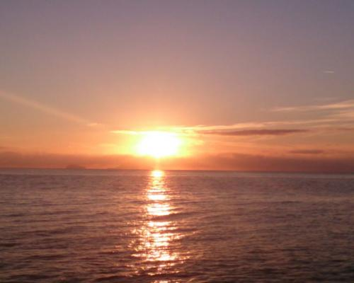 """Sunset Private Cruise with """"Heaven Can Wait"""""""
