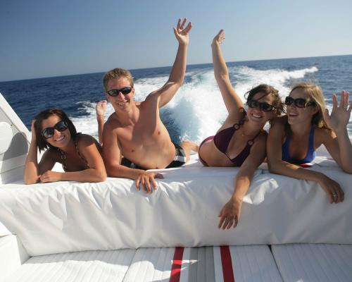 """Day Private Cruise with """"Heaven Can Wait"""""""
